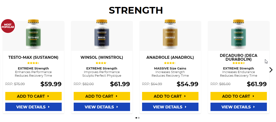 Anadrole crazy bulk side effects